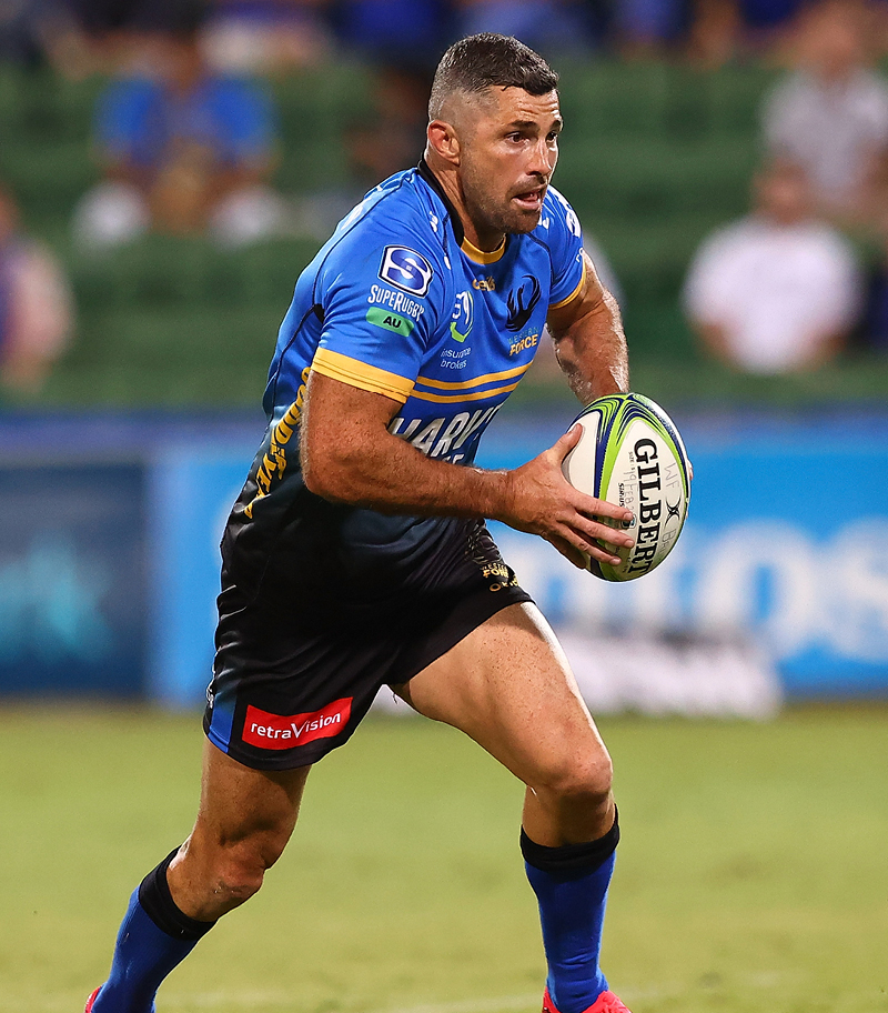 Rob Kearney v Brumbies