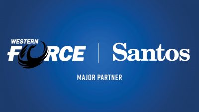 Western Force and Santos Partnership
