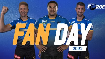 2021 Western Force Annual Fan Day
