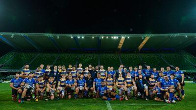 Rugby Western Force v Bay of Plenty